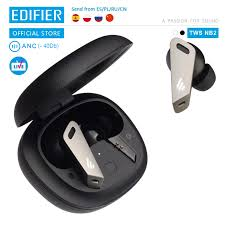 <b>EDIFIER</b> TWSNB2 <b>TWS</b> ANC <b>Wireless</b> noise canceling earphone ...