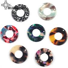 Detail Feedback Questions about 47mm <b>Acetic Acid Resin Charms</b> ...