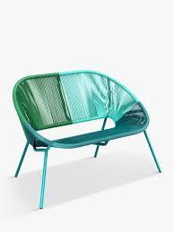 House by John Lewis Salsa <b>2-Seater Garden Sofa</b> at John Lewis ...