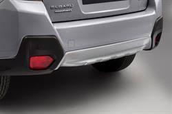 <b>Накладка на низ</b> заднего <b>бампера</b> Subaru E551E-FL100 ...
