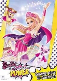 Barbie Súper Princesa (2015)