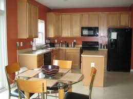 wall color ideas oak: best kitchen paint colors with oak cabinets my kitchen interior