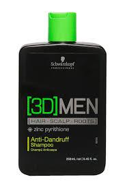 <b>Шампунь</b> против перхоти <b>Schwarzkopf Professional</b> 3D Men Anti ...