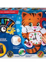 <b>Набор для творчества Danko</b> Toys Часы Котенок СС-01-01 ...