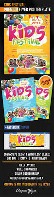 kids festival flyer psd template facebook cover by elegantflyer kids festival flyer psd template facebook cover