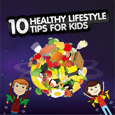 10 healthy lifestyle tips for kids eufic the quiz booklet to answer questions about your diet and lifestyle and learn healthy tips as you go choose the answer that most closely matches