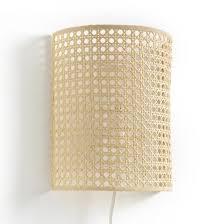 <b>Бра</b> из плетеного ротанга dolkie натуральный <b>La Redoute</b> Interieurs
