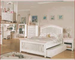 leather cream bedroom set