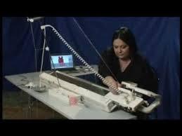<b>Вязальная машина SILVER</b> REED SK-840.Уроки мастерства ...