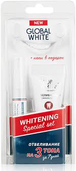 <b>Отбеливающий</b> комплекс <b>Global White Global White Набор</b> ...
