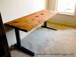 reclaimed wood desk reclaimed wood desk diy reclaimed wood desk plans youtube diy home office desk recycled