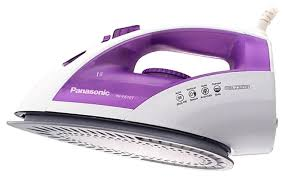 Купить <b>Утюг Panasonic NI-E610TVTW</b> фиолетовый/белый по ...