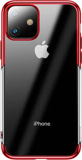 <b>Чехол</b> Baseus Shining Case For iP 6.1<b>inch Red</b> — купить в ...