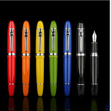 <b>Classic JINHAO 126</b> Delux Fine Hooded Fountain Pen Writing Gift ...