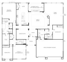 Bedroom House Plans With Basement