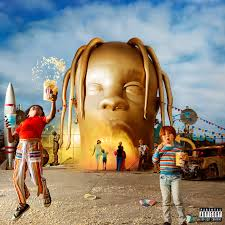 <b>ASTROWORLD</b> by <b>Travis Scott</b> on Spotify