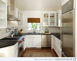 small u shaped kitchen design: layout design  los angeles u shape layout design
