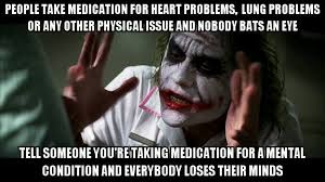 The Joker On Double Standards   WeKnowMemes via Relatably.com