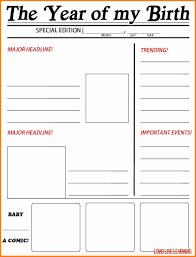 newspaper template for kids cashier resume newspaper template for kids newspaper template for kids printable 112 jpg