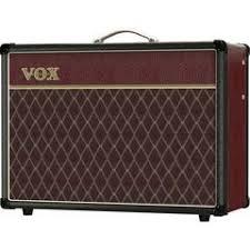 Ламповый <b>гитарный комбоусилитель VOX AC15C1</b> TTBM-W ...