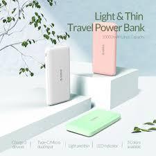 <b>ORICO 10000 MAh Power Bank</b>สำหรับIphone Xiaomi Mini Thin ...