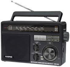 Радиоприемник Harper HDRS-099, недорого за 2 217 ₽ в ...