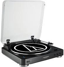 <b>Проигрыватель виниловых дисков Audio-Technica</b> AT-LP60BK-BT