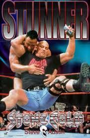 Stone Cold Steve Austin STUNNER Wrestling Poster- available at www ... via Relatably.com