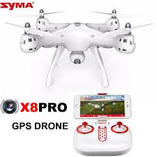 <b>SYMA X8PRO GPS Drone</b> WIFI FPV With 720P HD Camera or Real ...