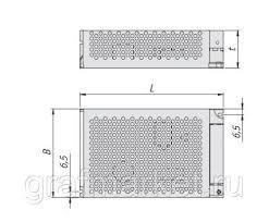 <b>Блок питания AC-230/DC-12V</b>, <b>IP20</b>, 100W: купить по низкой цене ...