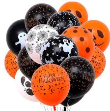 Bat <b>Festival</b> Supplies <b>Halloween Balloon</b> Halloween Party Balloons ...