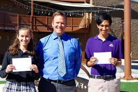 two seniors d national merit scholarship finalists two notre dame prep seniors have been d national merit scholarship finalists surrein maniraju and sophia rodriguiz