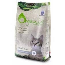 <b>Organix</b> Гипоаллергенный корм для <b>кошек</b> с ягненком (<b>Adult Cat</b> ...
