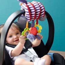 <b>Baby</b> Rattles <b>Plush Animal Stroller Infant</b> Hanging Bell <b>Toy</b> | Shopee ...