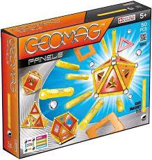 Магнитный <b>конструктор GEOMAG Panels</b> - <b>50</b> деталей - купить по ...