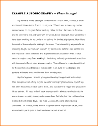 cover letter example of autobiography essay example of cover letter example of autobiographical essay autobiography example sampleexample of autobiography essay extra medium size