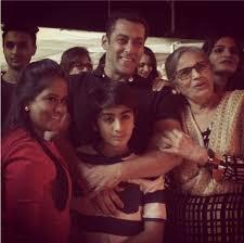 PIX: Salman Khan celebrates birthday with family, friends - Rediff ...
