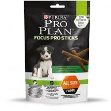 <b>Pro Plan Лакомство</b> для щенков Focus Pro Sticks, ягненок, 126г ...