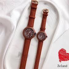 【<b>hot sale</b>】<b>Simple</b> Couple Watch <b>Classic</b> Blue Balloon Fashion ...