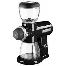 <b>Кофемолка KitchenAid</b> Artisan 5KCG0702EOB черная купить в ...