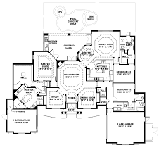 french country house plan on one story country house plans  french    french country house plan on side split floor plans