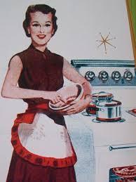 Risultati immagini per donna vintage che lava i piatti