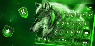 Wild <b>Night Wolf</b> Keyboard Theme - Apps on Google Play