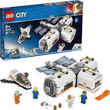 <b>Конструктор LEGO City Space</b> Port 60227: Лунная космическая ...