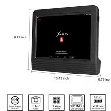 <b>Launch X431</b> V+ <b>Full System</b> Automobile Scanner With ...