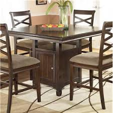 ashley furniture kitchen tables: signature design by ashley furniture hayley square counter height table