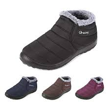 <b>Women's Ankle Snow Boots</b>: Amazon.com