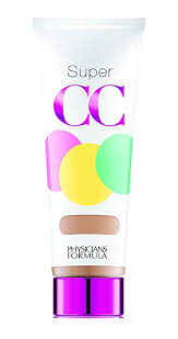 Physicians Formula <b>Super CC Color-Correction</b> + Care CC Cream ...