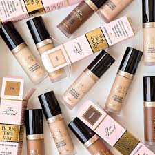 <b>Too Faced</b> Cosmetics – Ebloggers