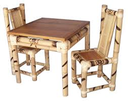 bmftr06 bamboo furniture set bamboo furniture designs